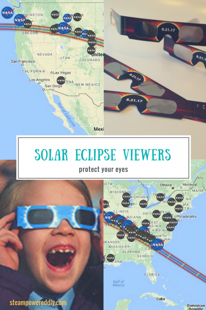 Safe Solar Eclipse Viewers