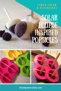 Solar Eclipse Popsicle Recipe