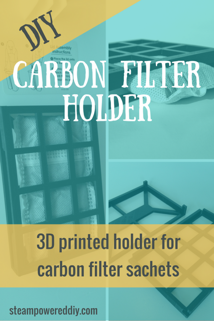 DIY Carbon Filter Holder