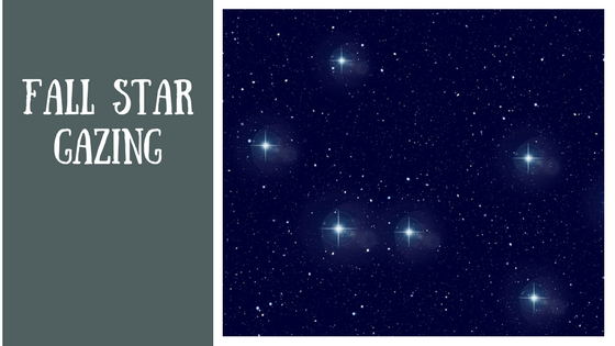 Fall Experiments and Projects | Fall Star Gazing