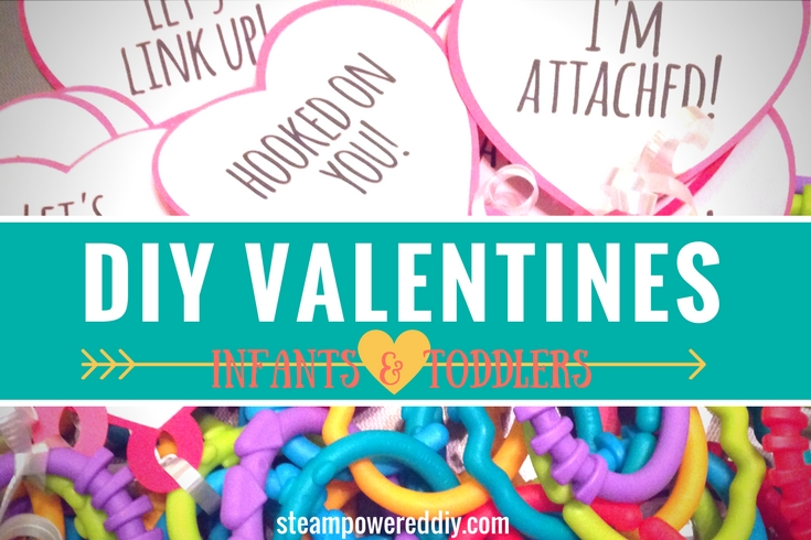 DIY Valentines for Infants and Toddlers